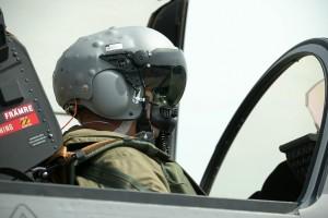 Casco Cobra para los cazas Gripen (http://goo.gl/1gwWPz).