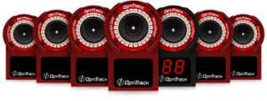 Cámaras de captura de movimiento marca OptiTrack (http://goo.gl/TjCrMZ)